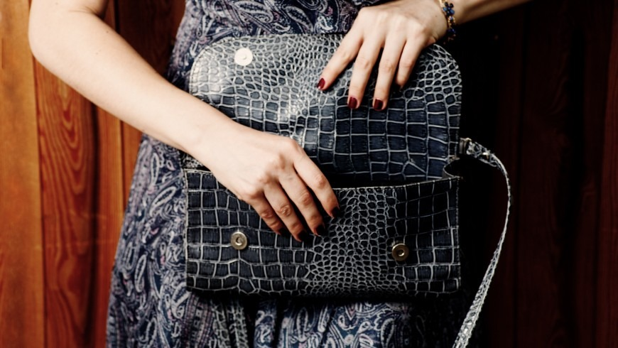 The cost of designer handbags