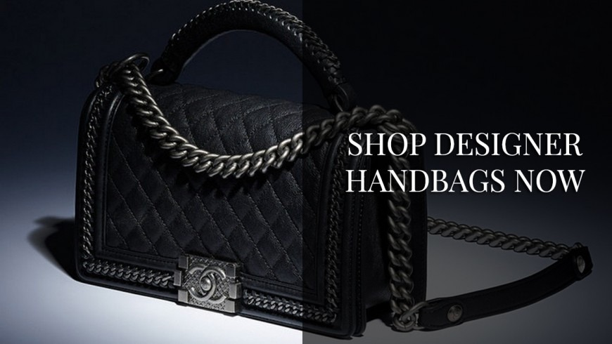 sHOP DESIGNER HANDBAGS NOW