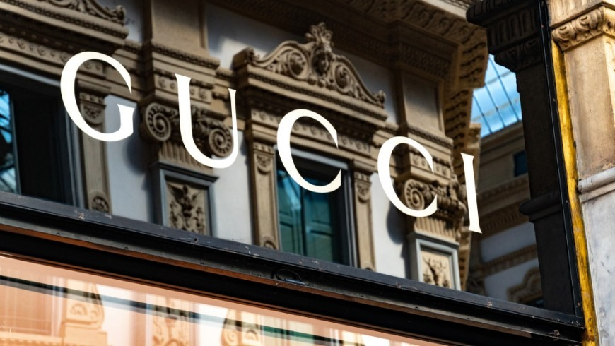How The Gucci Logo Made A Fashion Powerhouse