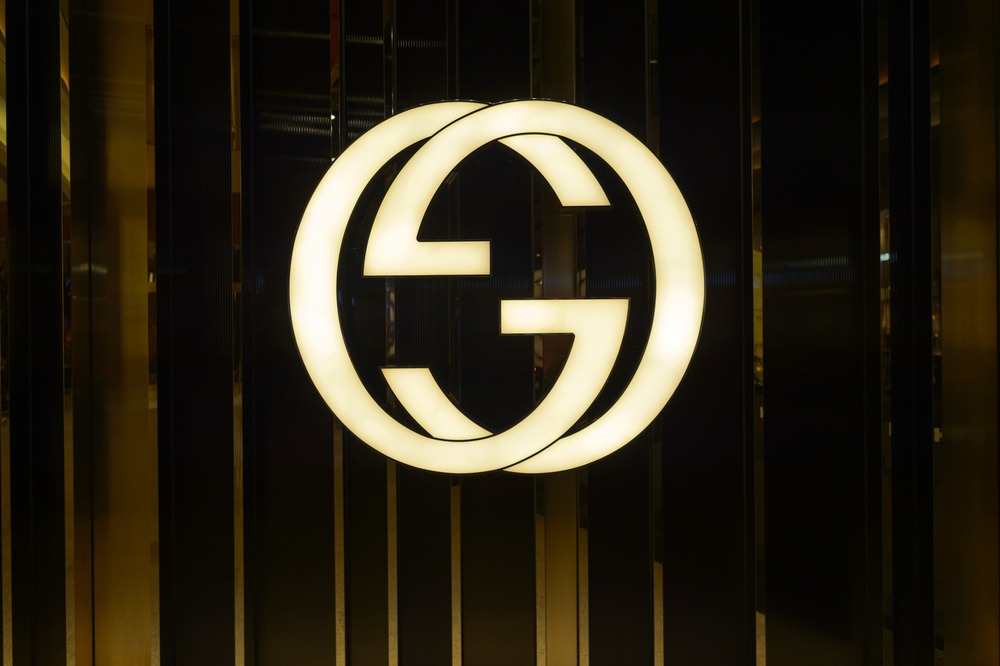 Design elements of the Gucci logoDesign elements of the Gucci logo